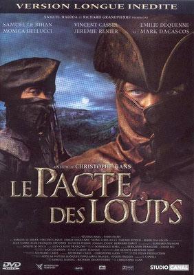 Le Pacte Des Loups (2001/de Christophe Gans)