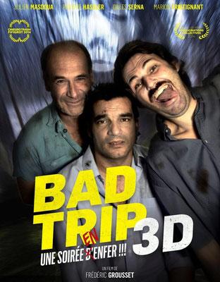 Bad Trip 3D (2014/de Frédéric Grousset)