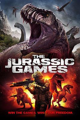 The Jurassic Games (2018/de Ryan Bellgardt)