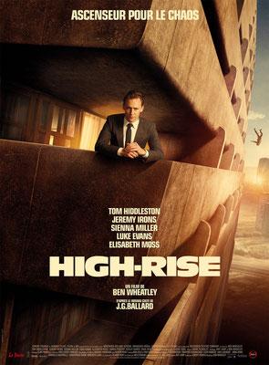 High-Rise (2015/de Ben Wheatley)