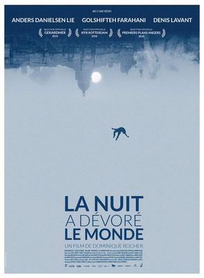 La Nuit A Devoré Le Monde (2018/de Dominique Rocher)