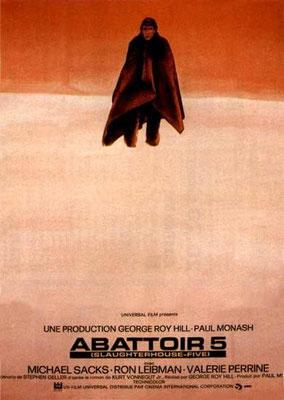 Abattoir 5 (1971/de George Roy Hill)