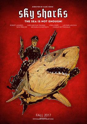 Sky Sharks (2020/de Marc Fehse)
