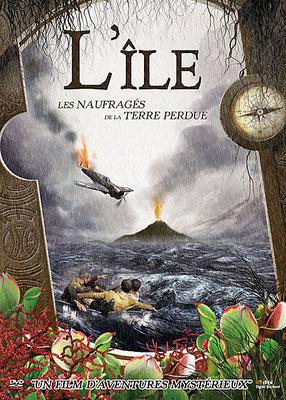 L'Île - Les Naufragés De La tere Perdue (2011/de Olivier Boillot)