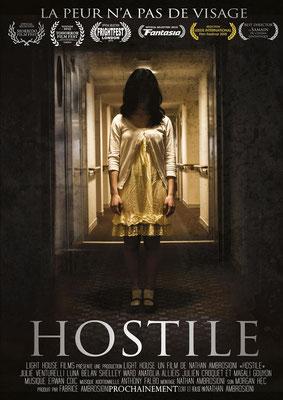 Hostile (2014/de Nathan Ambrosioni)