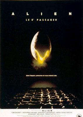 Alien - Le 8ème Passager (1979/de Ridley Scott)