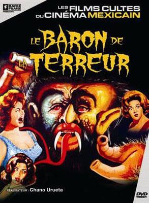 Le Baron De La Terreur (1962/de Chano Urueta)