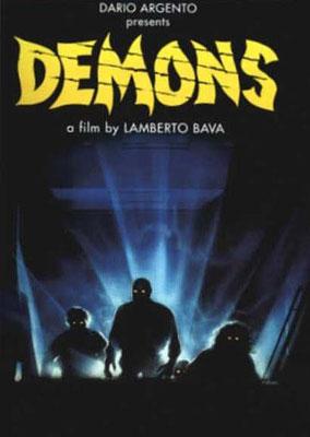 Démons (1985/de Lamberto Bava)