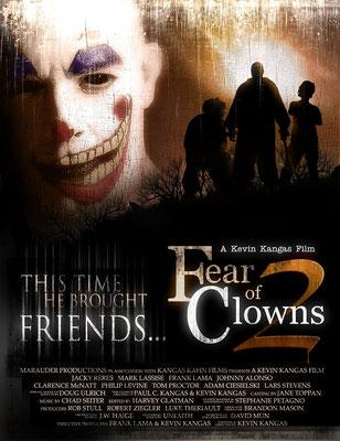 Fear Of Clowns 2 (2007/de Kevin Kangas)