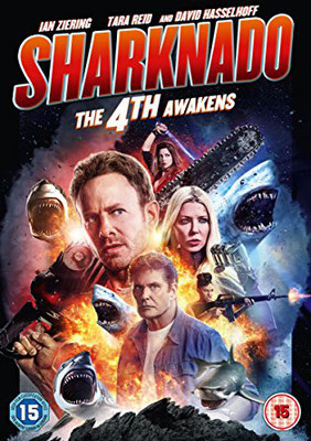 Sharknado 4 (2016/de Anthony C. Ferrante)
