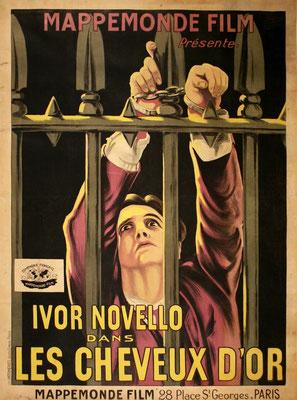 Les Cheveux d'Or (1927/de Alfred Hitchcock)