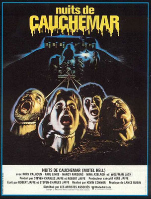 Nuits De Cauchemar (1980/de Kevin Connor)