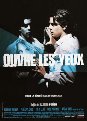 Ouvre Les Yeux (1997/de Alejandro Amenábar)