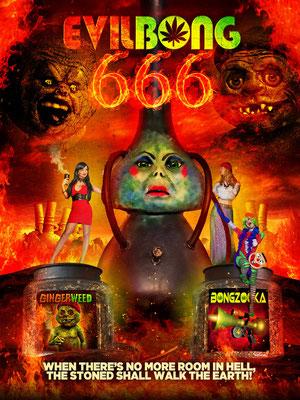 Evil Bong 666 (2017/de Charles Band)