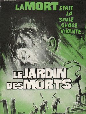 Le Jardin Des Morts (1972/de John Hayes)