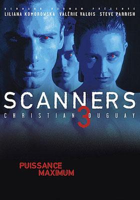 Scanners 3 - Puissance Maximum