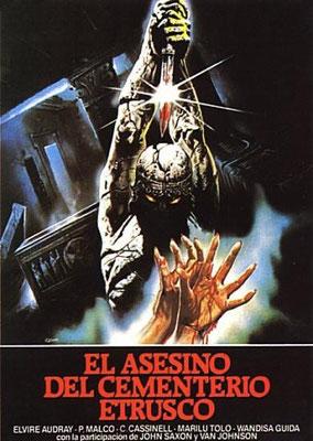 Crimes Au Cimetière Etrusque (1982/de Sergio Martino)