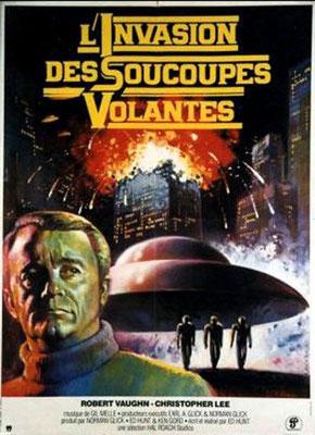 L'Invasion Des Soucoupes Volantes (1977/de Ed Hunt)