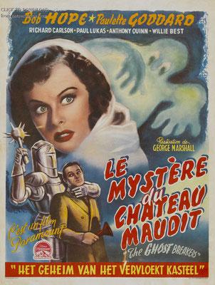 Le Mystère Du Château Maudit (1940/de George Marshall)