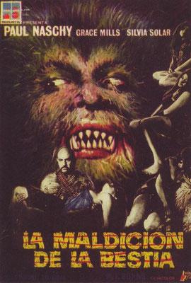 Dans Les Griffes Du Loup-Garou (1975/de Miguel Iglesias Bonns)