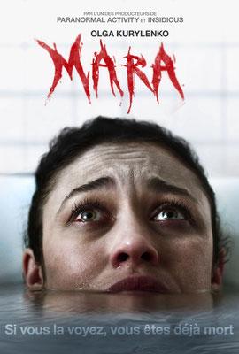 Mara (2018/de Clive Tonge)