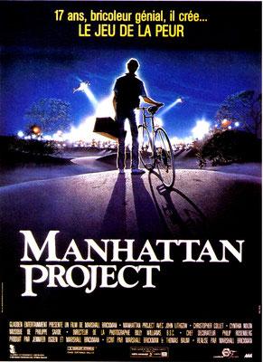 Manhattan Project (1986/de Marshall Brickman)