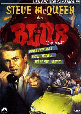 Le Blob - Danger Planétaire (1958/de Irvin S. Yeaworth & Russell S. Doughten Jr.)