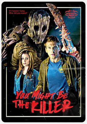You Might Be The Killer (2018/de Brett Simmons)