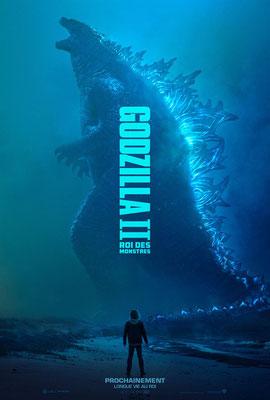 Godzilla 2 - Roi Des Monstres (2019/de Michael Dougherty)