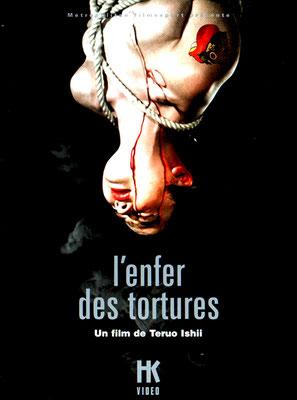 L'Enfer Des Tortures (1969/de Teruo Ishii)