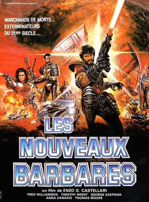 Les Nouveaux Barbares (1983/de Enzo G. Castellari)
