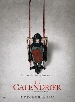 Le Calendrier (2020/de Patrick Ridremont)