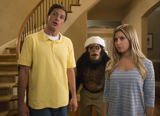 Scary Movie 5 de Malcolm D. Lee & David Zucker - 2013 /  Parodie - Humour Noir - Horreur
