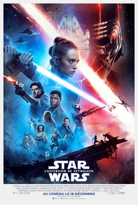 Star Wars : Episode 9 - L'Ascension De Skywalker (2019/de J.J. Abrams)