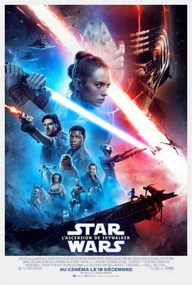 Star Wars : Episode 9 - L'Ascension De Skywalker (2019/de J.J. Abrams)