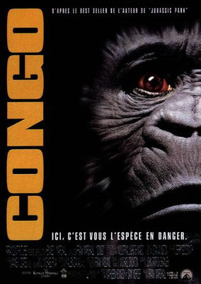Congo (1995/de Frank Marshall)
