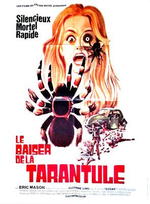 Le Baiser de la Tarentule (1976/de Chris Munger)