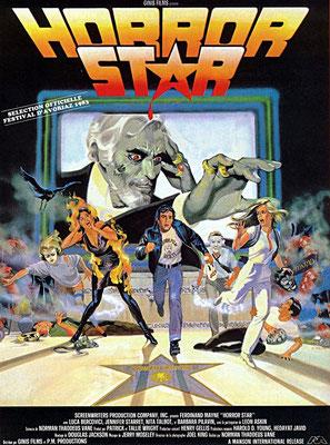 Horror Star (1983/de Norman Thaddeus Vane)