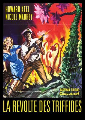 La Révolte Des Triffides (1963/de Steve Sekely & Freddie Francis)