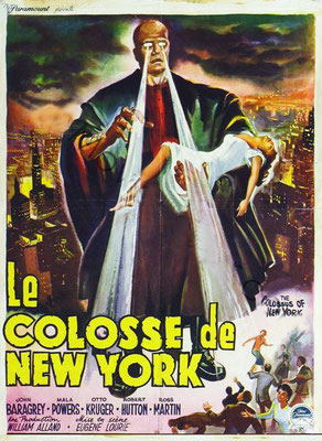 Le Colosse de New-York (1958/de Eugène Lourié)
