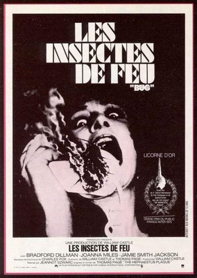 Les Insectes De Feu (1975/de Jeannot Szwarc)
