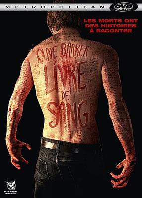 Livre De Sang (2009/de John Harrison)