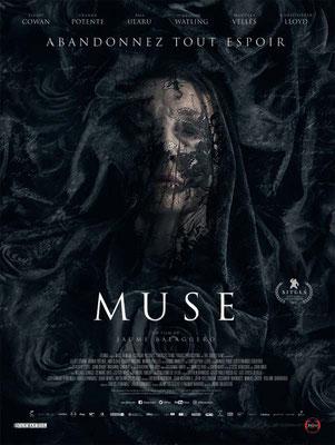 Muse (2017/de Jaume Balagueró)