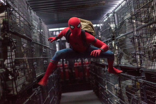 Spider-Man : Homecoming de Jon Watts - 2017 / Fantastique