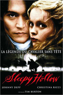 Sleepy Hollow - La Légende Du Cavalier Sans Tête