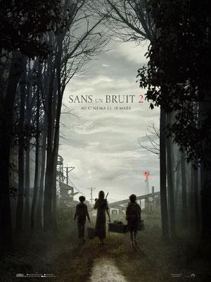 Sans Un Bruit 2 (2020/de John Krasinski)