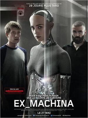 Ex Machina (2015/de Alex Garland)