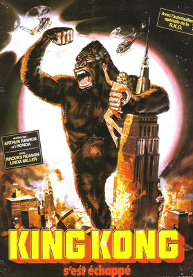 King Kong s'est échappé (1967/de Ishirô Honda)
