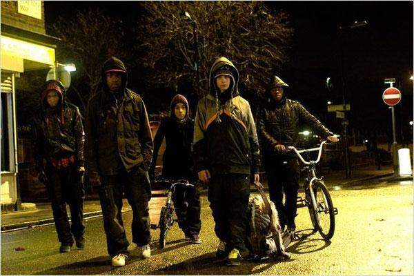 Attack The Block de Joe Cornish - 2011