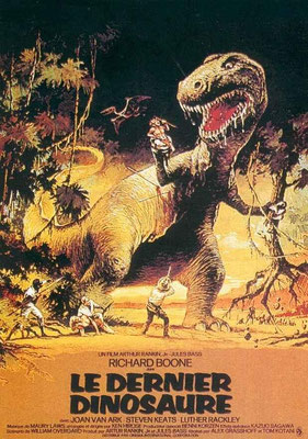 Le Dernier Dinosaure (1977/de Alexander Grasshoff & Tsugunobu Kotani)